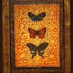 Three Butterflies #1